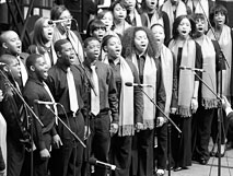 Mama Foundation for the Arts: Gospel for Teens Choir