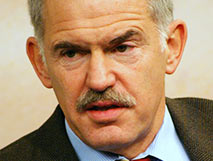 George Papandreou image