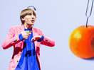 Neil Harbisson:    