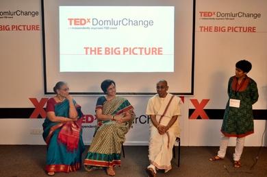 TEDxDomlurChange