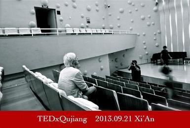 TEDxQujiang