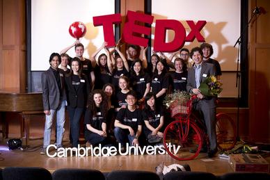 TEDxCambridgeUniversity