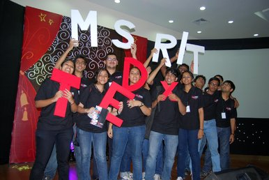 TEDxMSRIT