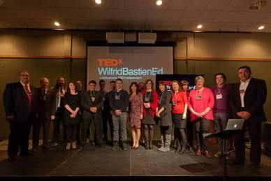 TEDxWilfridBastienED