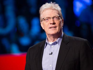 Кен Робинсън: Как да се измъкнем от долината на смъртта в образованието | Video on TED.com