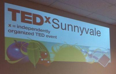 TEDxSunnyvale