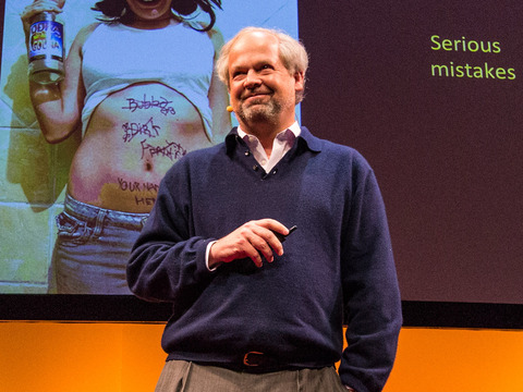 TED: Juan Enriquez: Your online life, permanent as a tattoo - Juan Enriquez (2013)