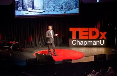 TEDxChapmanU