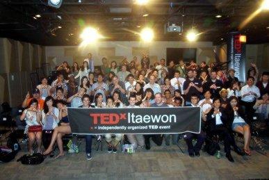 TEDxItaewonLive