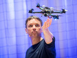 Raffaello D'Andrea: The astounding athletic power of quadcopters