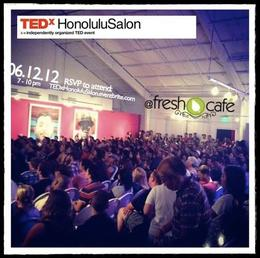 TEDxHonoluluSalon