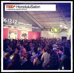 TEDxHonoluluSalon