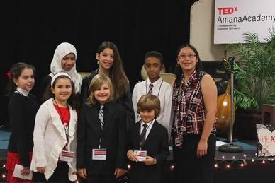 TEDxAmanaAcademy