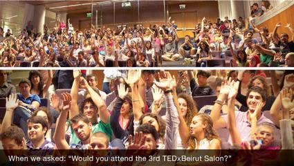 TEDxBeirutSalon