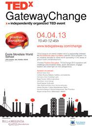 TEDxGatewayChange