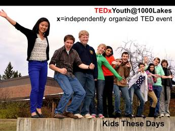 TEDxYouth@1000Lakes