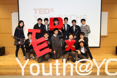 TEDxYouth@YCHS