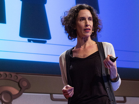 TED: Maria Bezaitis: The surprising need for strangeness - Maria Bezaitis (2013)