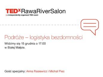 TEDxRawaRiverSalon