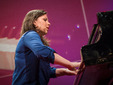 Daria van den Bercken: Why I take the piano on the road … and in the air