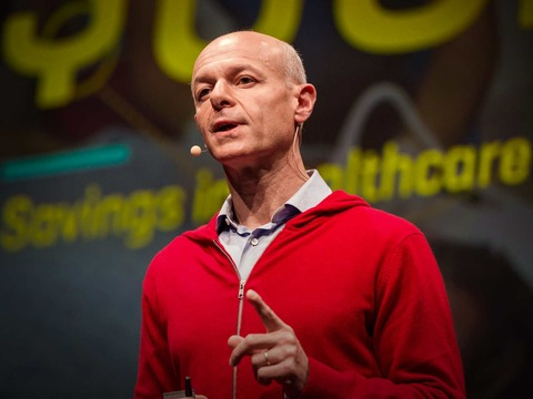 TED: Marco Annunziata: Welcome to the age of the industrial internet - Marco Annunziata (2013)
