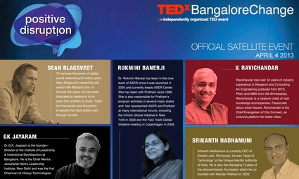 TEDxBangaloreChange
