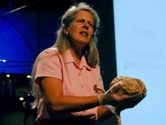 Jill Bolte Taylor: My stroke of insight