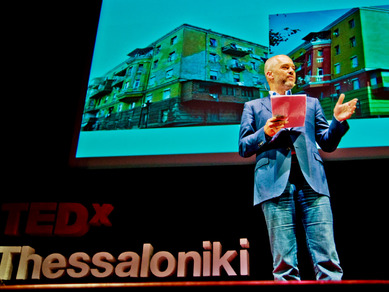 Edi Rama: Take back your city with paint | Video on TED.com