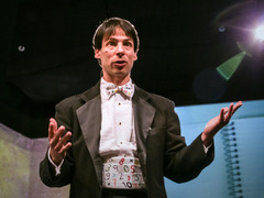 "Arthur Benjamin: A performance of ""Mathemagic"""