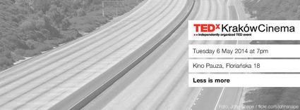 TEDxKrakówCinema