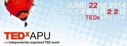 TEDxAPU