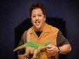 Caleb Chung: Playtime with Pleo, your robotic dinosaur friend