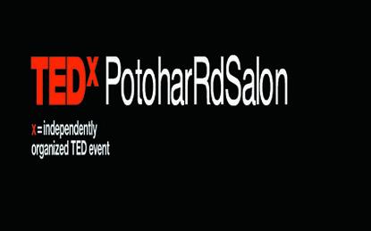 TEDxPotoharRdSalon