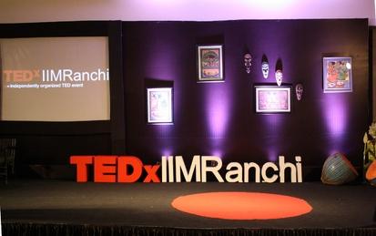 TEDxIIMRanchiLive