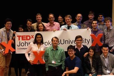 TEDxJohnsHopkinsUniversity