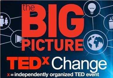 TEDxCondesaRomaChange