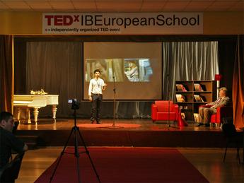 TEDxIBEuropeanSchool
