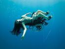 TED: Sue Austin: Deep sea diving  in a wheelchair - Sue Austin (2012)