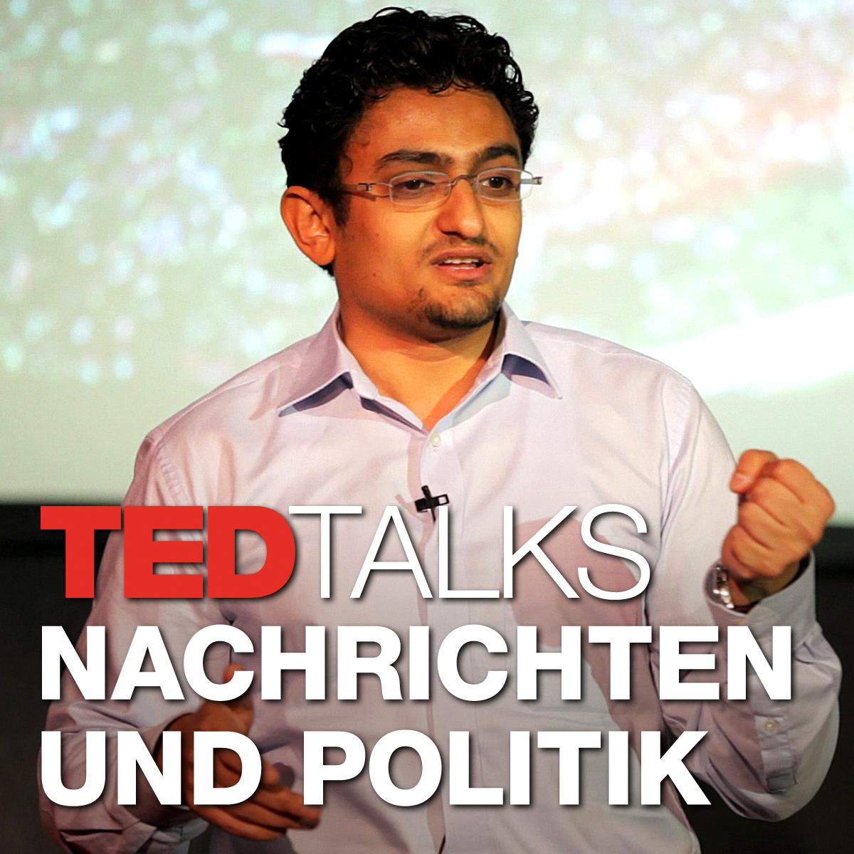 TEDTalks Nachrichten und Politik