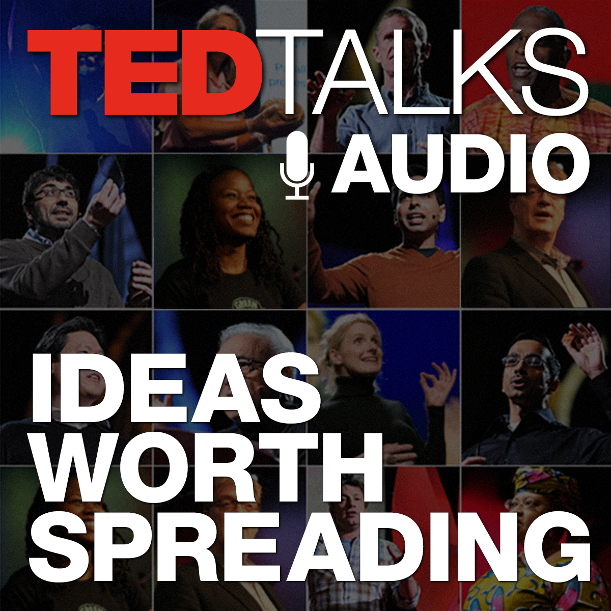 TEDTalks (audio)