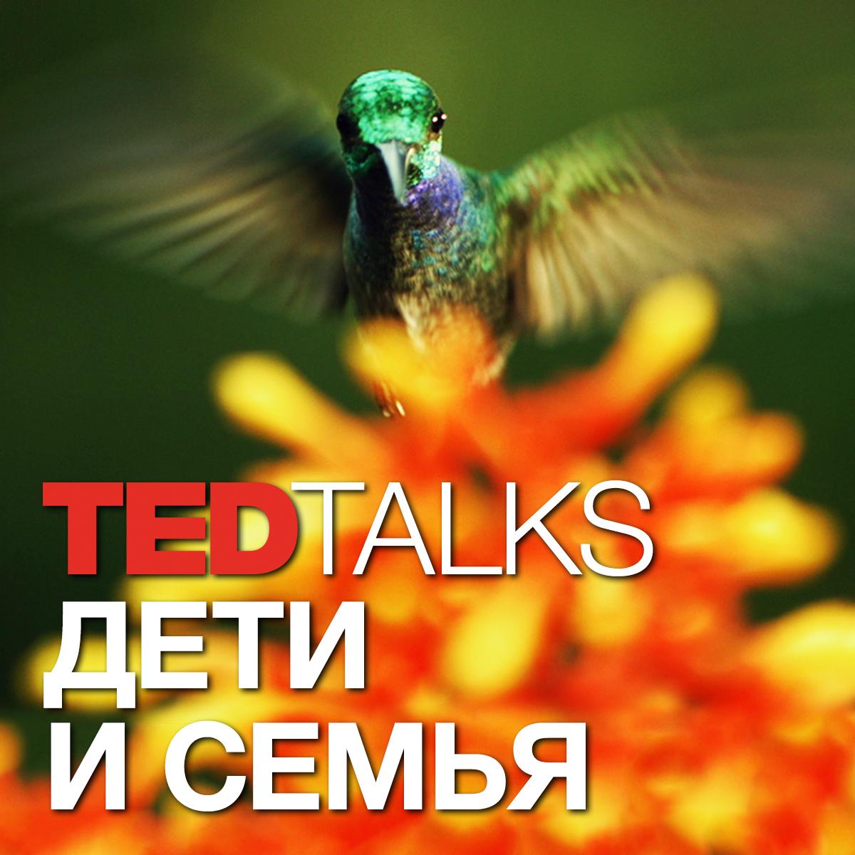 TEDTalks Дети и Семья