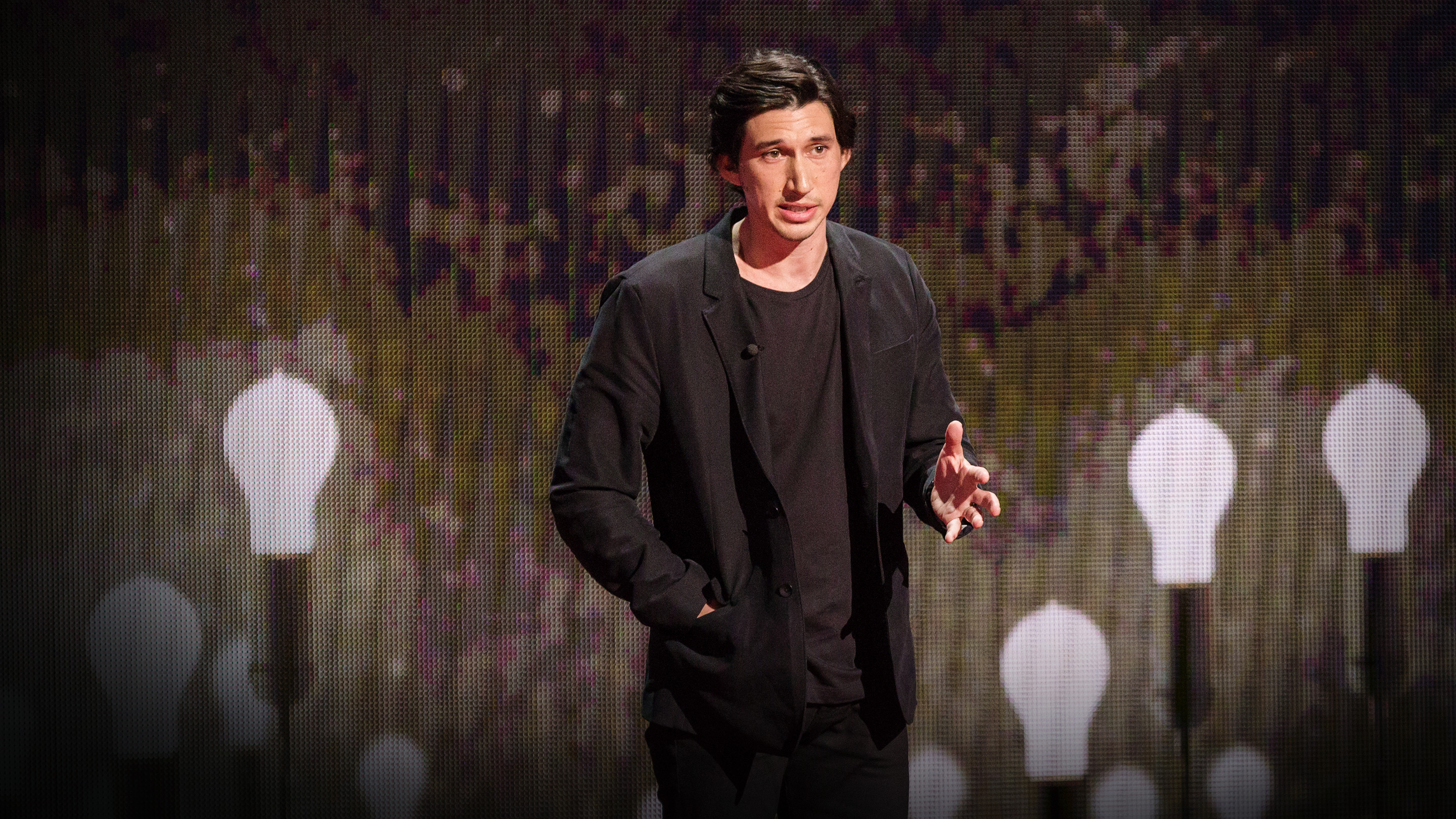 Adam Driver: Why I bring theater to the military thumbnail