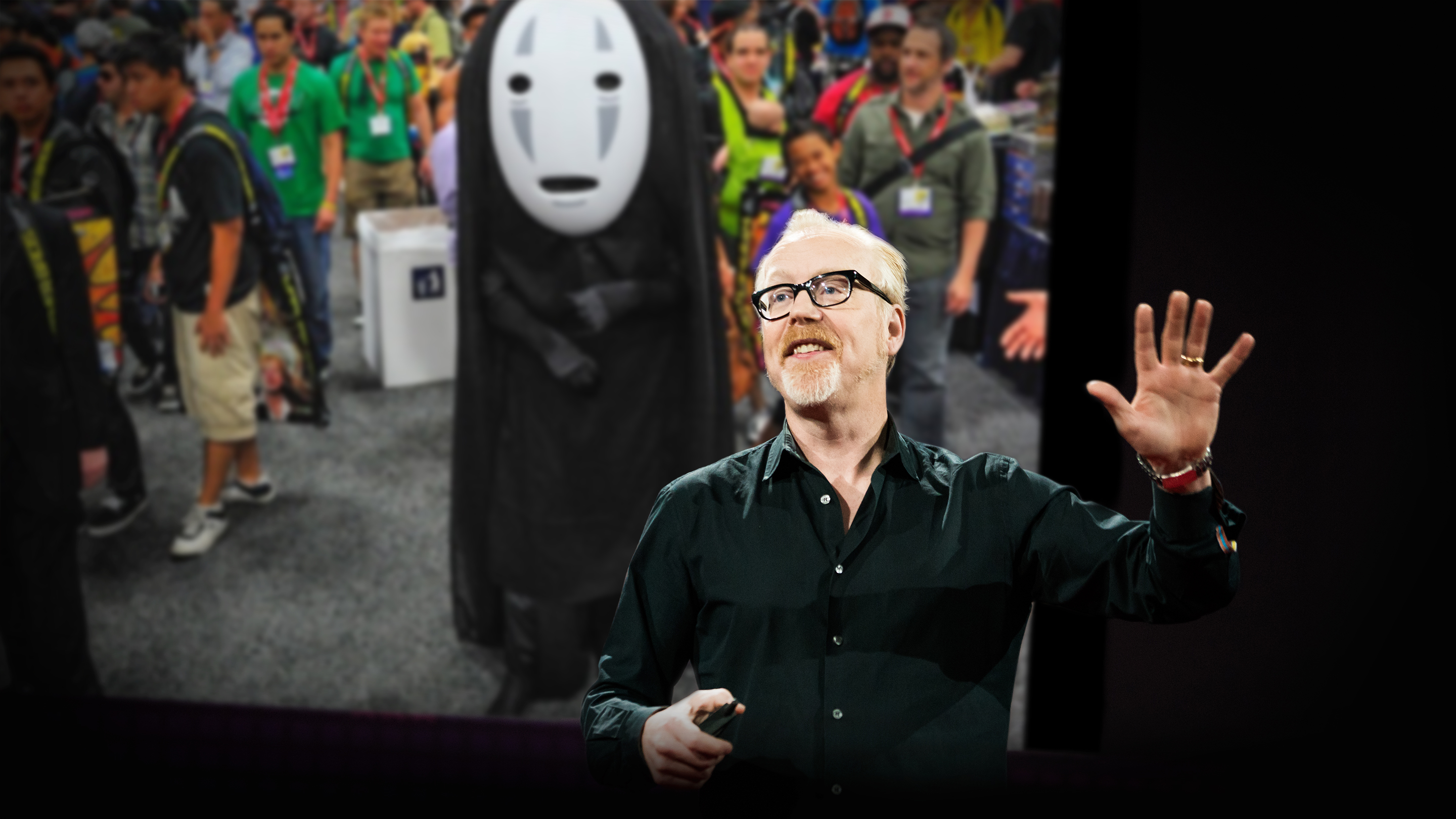 Adam Savage: My love letter to cosplay thumbnail