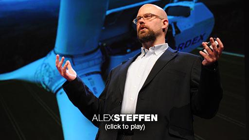 Alex Steffen: Il futuro condivisibile delle città