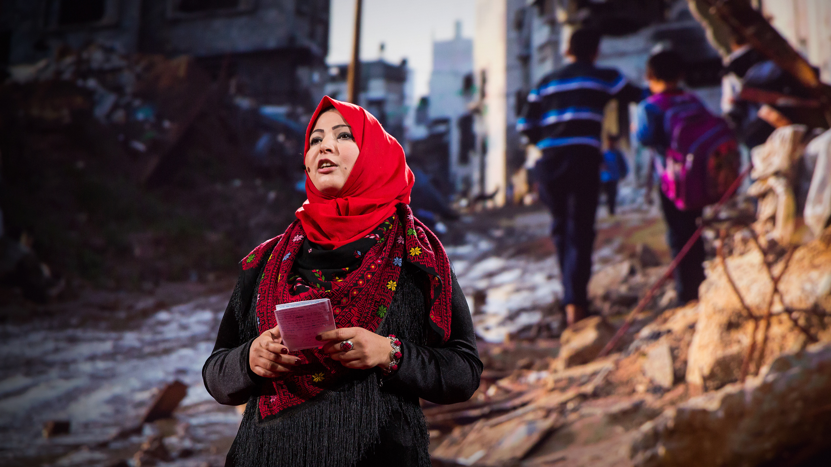 Ameera Harouda: Why I put myself in danger to tell the stories of Gaza thumbnail
