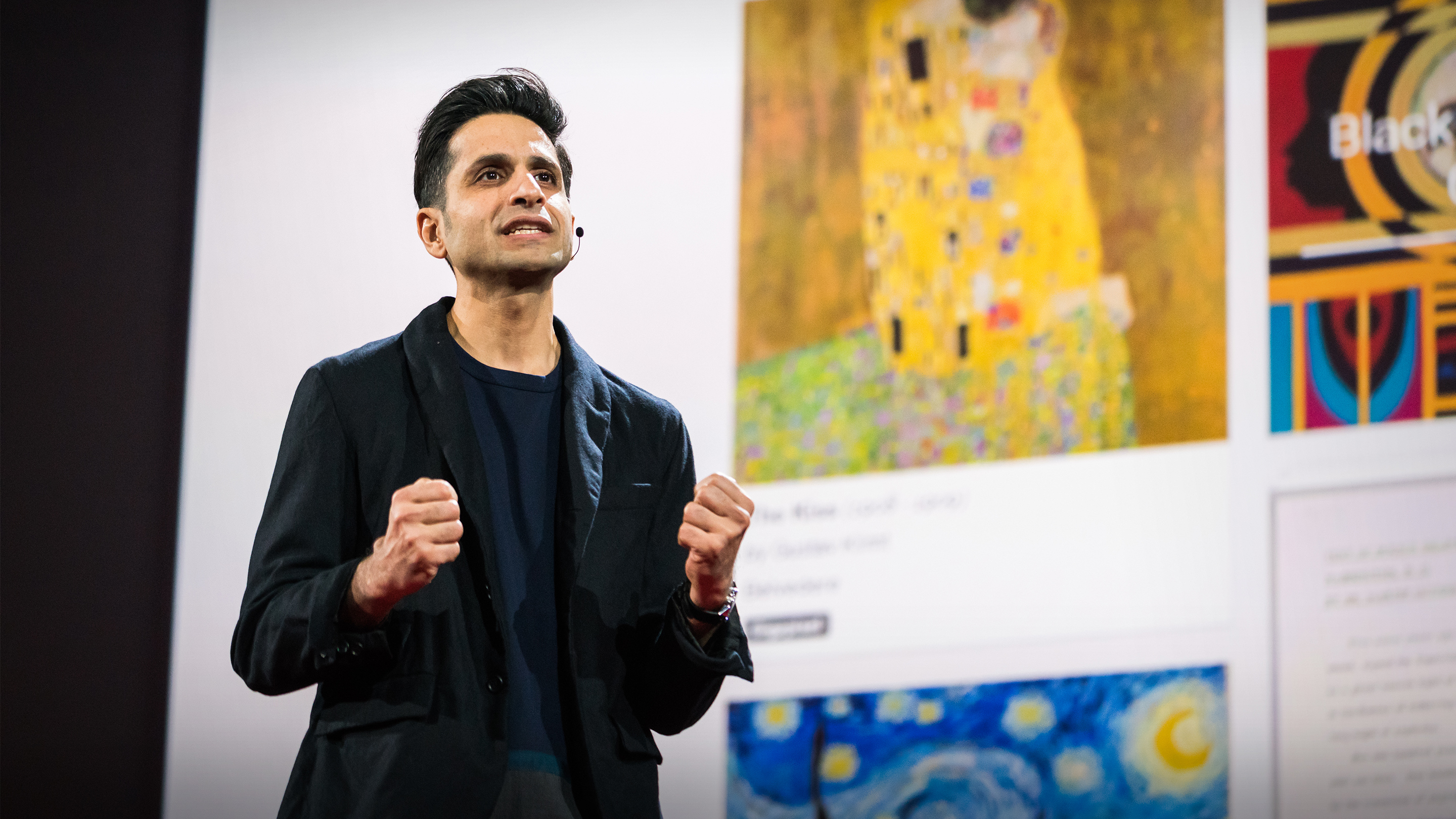 Amit Sood: Every piece of art you've ever wanted to see -- up close and searchable thumbnail