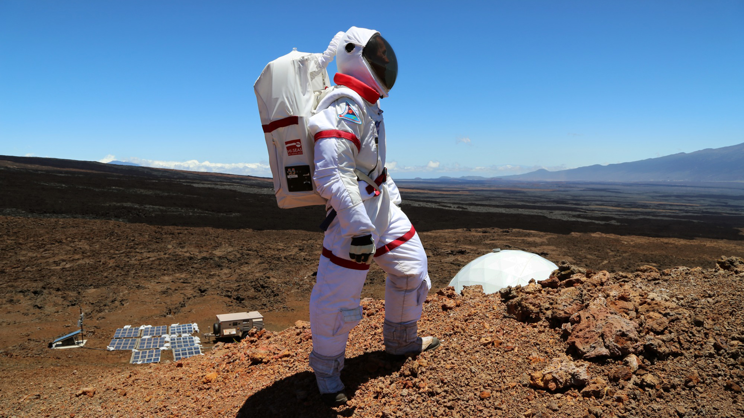 Angelo Vermeulen: How to go to space, without having to go to space thumbnail