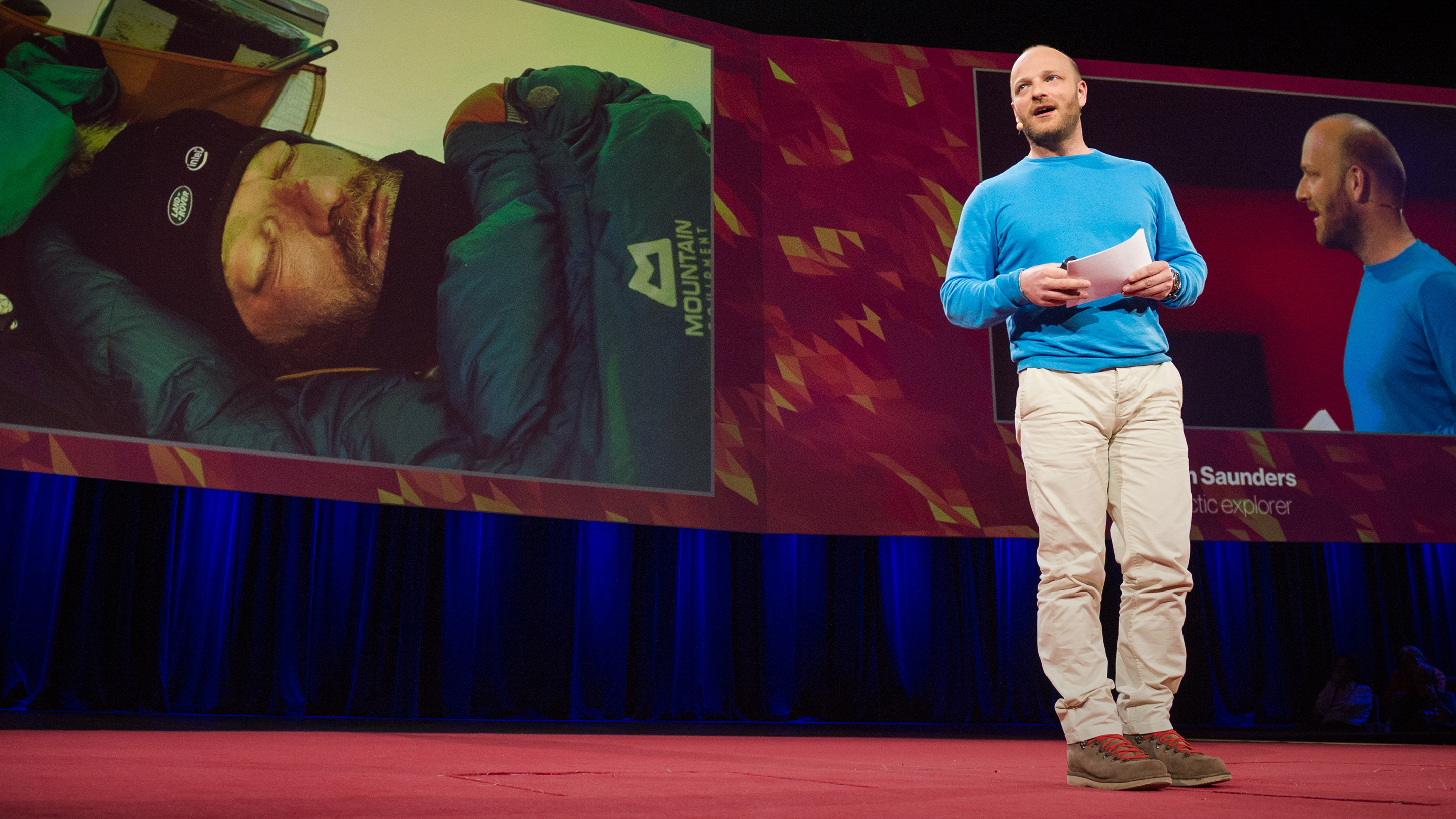 Ben Saunders: To the South Pole and back — the hardest 105 days of my life thumbnail