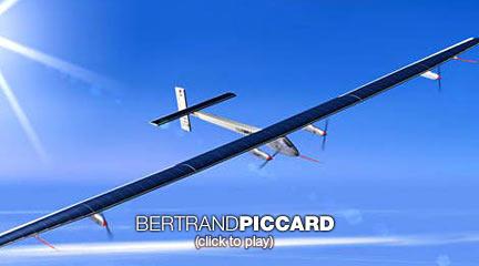 Bernard Piccard: L'avventura a energia solare