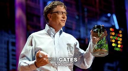 Bill Gates sull'energia: Obiettivo Zero!
